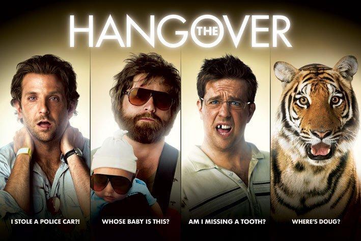 ดูรีวิวหนัง The Hangover 1 (เมายกแก๊ง แฮงค์ยกก๊วน ภาค1) ปี 2009