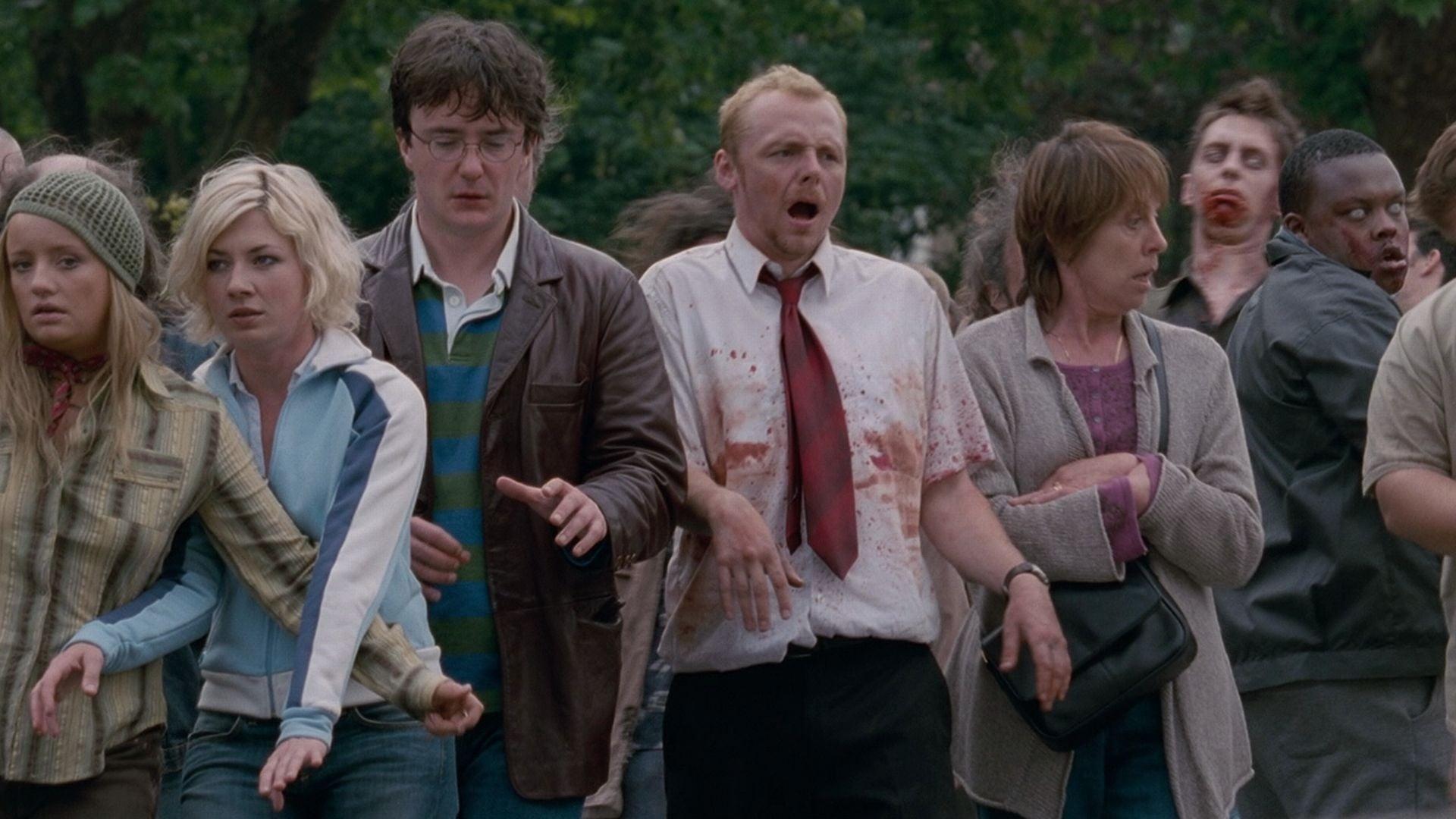 รีวิวหนังออนไลน์ เรื่อง Shaun of the Dead (รุ่งอรุณแห่งความวายป่วง) ปี 2004